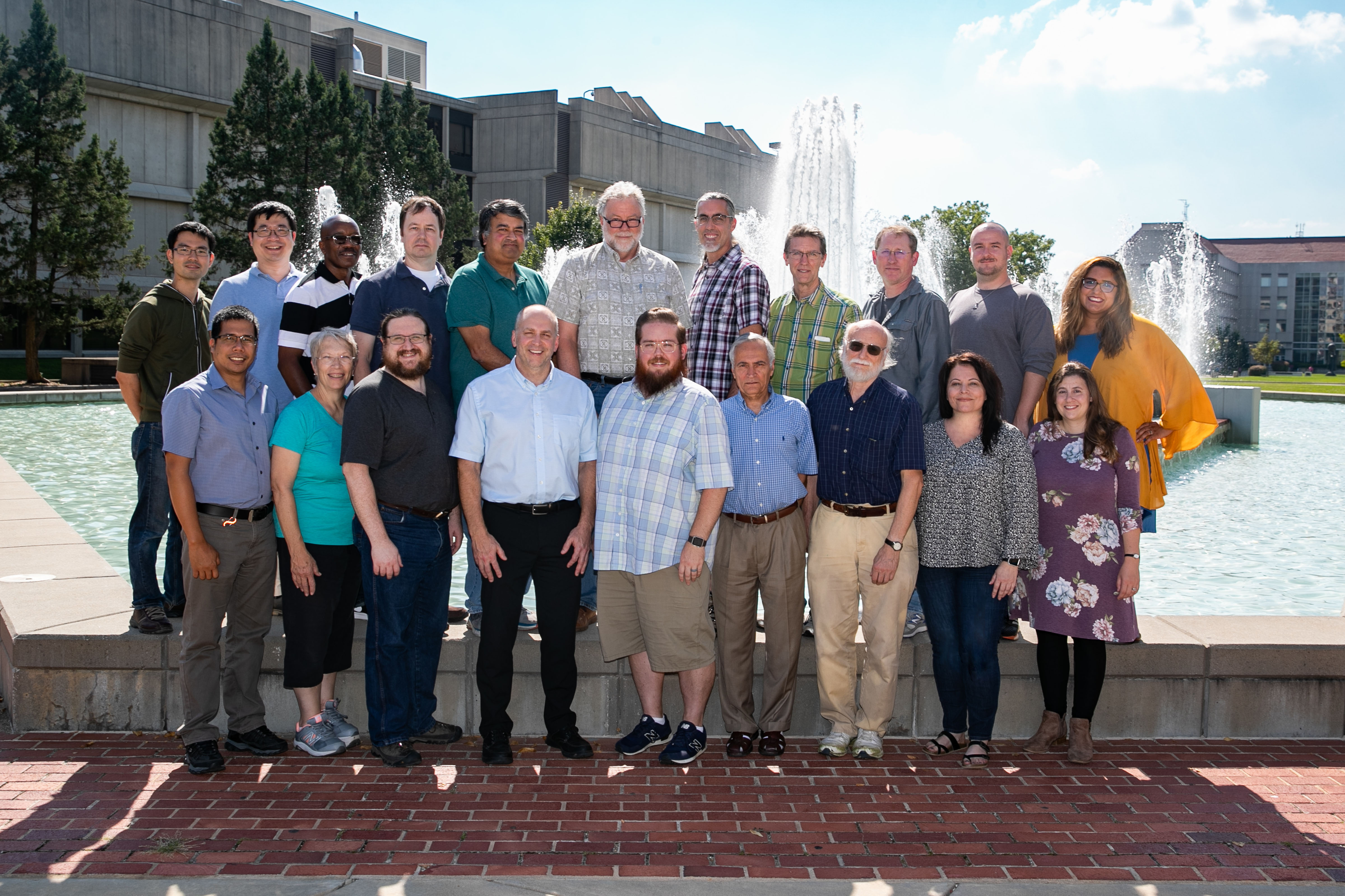Chemistry Faculty; Fall 2019